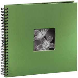 Hama Fine Art 00094870 Spiralalbum (B x H) 36cm x 32mm Apfelgrün 50 Seiten