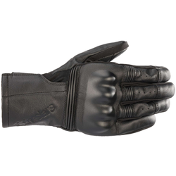 Alpinestars Gareth Motorhandschoenen, zwart, L