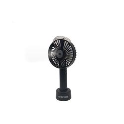 Realpower Mini USB-Ventilator, Mobile Fan Spray Micro-USB Mini Ventilator 3 Stufen Wasserzerstäuber Wasser Abkühlung Akku Lüfter USB