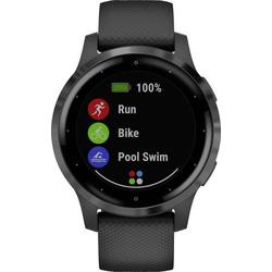 Garmin Vivoactive 4s Smartwatch 40mm Schwarz