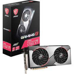 MSI Gaming Grafikkarte AMD Radeon RX 5700 XT Gaming X 8GB GDDR6-RAM PCIe x16 HDMI®, DisplayPort