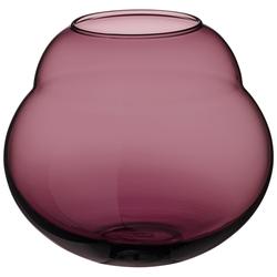 Villeroy & Boch Jolie Mauve Vase/Windlicht Kristallglas, rosa