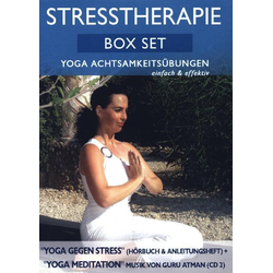 Stresstherapie Box Set 2 Audio-CD: Hörbuchvon Canda