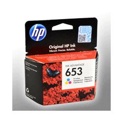 HP Tinte 3YM74AE  653  farbig