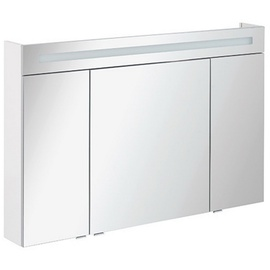 Fackelmann B.clever 120 cm 3 Türen weiß