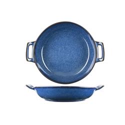 Schale NARWAL BLUE (LBH 18x18x5 cm)