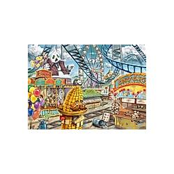 EXIT KIDS - Im Freizeitpark (Kinderpuzzle)