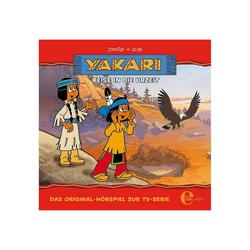 Edel Hörspiel CD Yakari 14 - Reise in die Urzeit