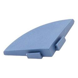 Bergo Flooring Klickfliesen-Eckleiste, für Kunststofffliesen in blau