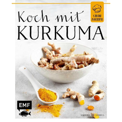 Koch mit – Kurkuma