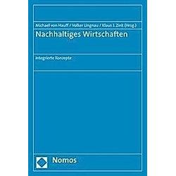 Nachhaltiges Wirtschaften - Buch