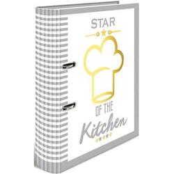 Rezeptordner A4 Star of The Kitchen