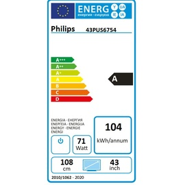 Philips 43PUS6754