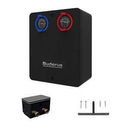Buderus Heizkreispaket WE1.1 bis 25 kW mit 1 Heizkreis ohne Mischer - 7 739 607 547