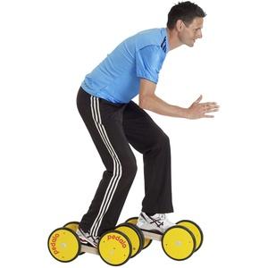 Doppel Pedalo Wawago Koordinationstrainer, Bewegungstrainer, Balance Trainer