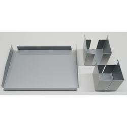 ORGSET | ORGA-Utensilienset -   Silber ORGA-Utensilienset