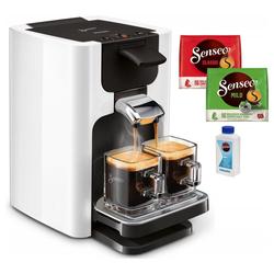 Senseo Kaffeepadmaschine HD7865/00 Quadrante - Kaffeepadmaschine - weiß