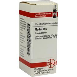 MADAR D 6 Globuli