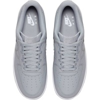 Nike Men's Air Force 1 '07 light grey/ white, 47.5