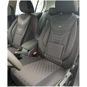 Maß Sitzbezüge kompatibel mit Kia Sportage 3 SL Fahrer & Beifahrer ab 2010-2015 Farbnummer: 910