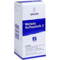 Weleda Aufbaukalk 2