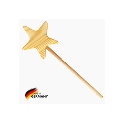Madera Spielzeuge Zauberstab Fee Zauberstab, Made in Germany