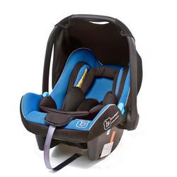 BabyGo Babyschale Travel XP, Klasse 0+ (bis 13 kg) blau Baby Babyschalen Autositze Zubehör