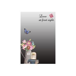 HTI-Line Spiegel Spiegel Flowers