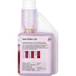 Testo PH-Pufferlösung 4,01 pH-Pufferlösung 4,01 250 ml, Passend für (Details