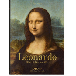 Leonardo da Vinci. Sämtliche Gemälde als Buch von Frank Zöllner/ Leonardo da Vinci