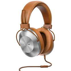 Pioneer SE-MS5T-T HiFi Over Ear Kopfhörer Over Ear Headset Braun