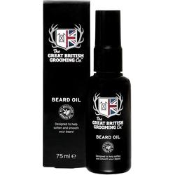 The Great British Grooming Co. Bartöl Beard Oil