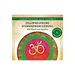 Zellerneuerung - Atemharmonisierung  1 Audio-CD - Hörbuch