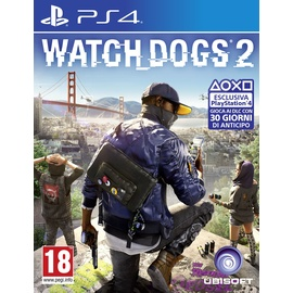 Watch Dogs 2 (PEGI) (PS4)