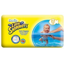 HUGGIES 12er Pack Schwimmwindeln Gr. 2