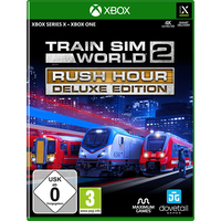 Train Sim World 2 (Rush Hour Deluxe Edition) (Xbox Series X)
