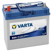 Varta Blue Dynamic B34 5451580333, 45Ah 330A