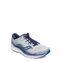 Saucony Ride Iso 2 Wide Shoes Sport Shoes Running Shoes Grau SAUCONY Grau 42,42.5,43,44,44.5,45,40,40.5,8,46,46.5,47
