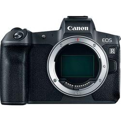 Canon EOS R Gehäuse + RF 24-105mm f/4-7.1 IS STM Systemkamera (RF 24-105mm f/4-7.1 IS STM, 30,3 MP, WLAN (WiFi)