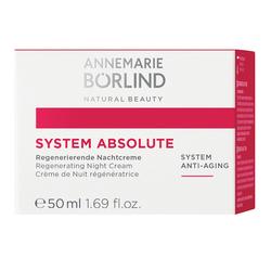 BÖRLIND system absolute Nachtcreme