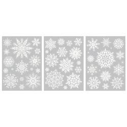 Fenstersticker Kristalle, VBS, 48 Teile