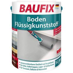 Baufix Acryl-Flüssigkunststoff, für den Boden, rotbraun, 5 l