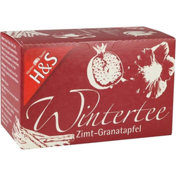 H&S Wintertee Zimt-Granatapfel