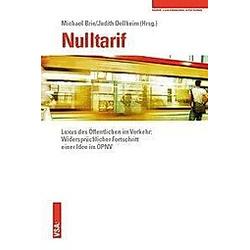Nulltarif - Buch
