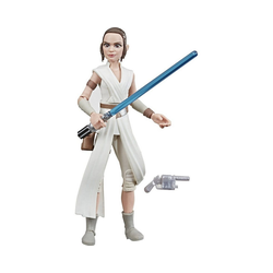 Hasbro Actionfigur Star Wars Actionfigur REY