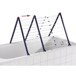 LEIFHEIT Wäscheständer für Badewanne