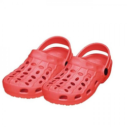 Playshoes Badesandalen Eva Kinder Clogs ROT 20/21