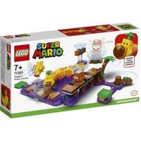 Lego Super Mario Wigglers Giftsumpf – Erweiterungsset 71383