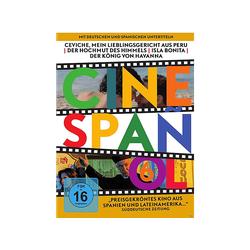 Cinespañol 6 DVD