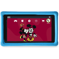 """Pebble Gear Kinder Tablet 7.0"""" 16 GB Wi-Fi Mickey and Friends"""
